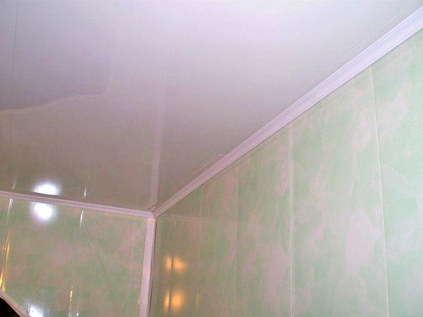 отделка стен в ванной комнате панелями пвх фото
