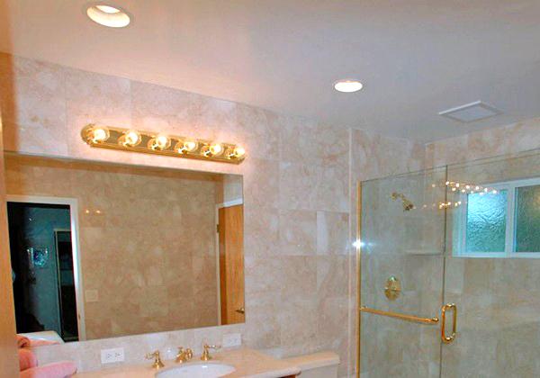 можно ли сделать потолок из гипсокартона в ванной