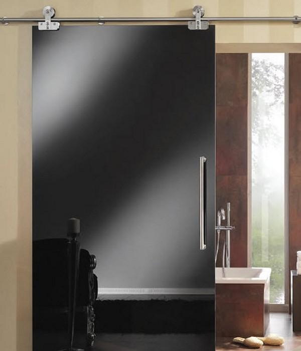 стеклянные двери для ванной преимущества и недостатки