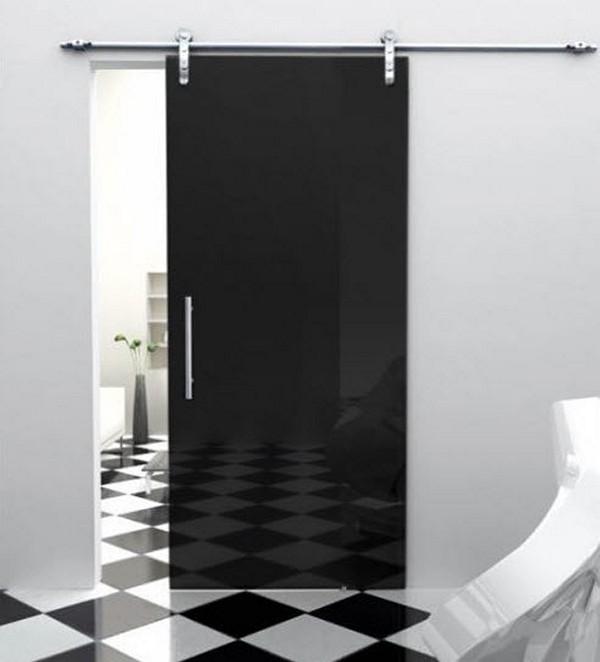 стеклянные раздвижные двери в ванную фото