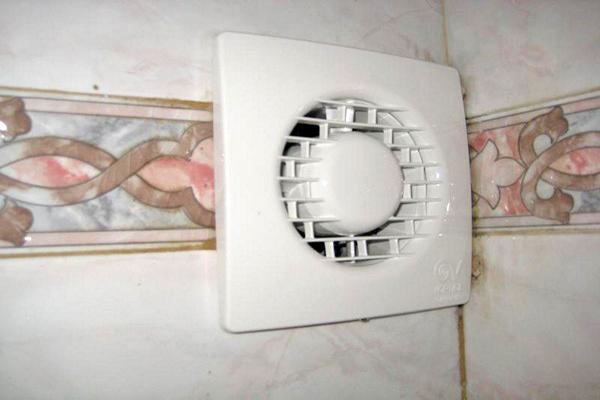 как установить вентилятор для ванной инструкция