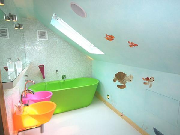 покраска стен в ванной нюансы выбора красящего состава