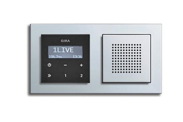 встроенное радио в ванную комнату фото