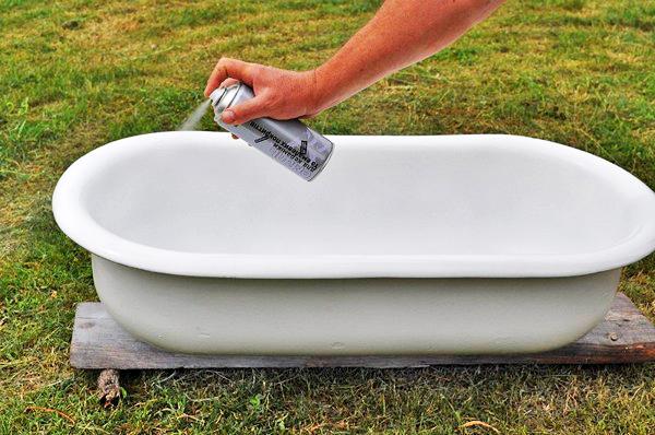 способы реставрации ванны своими руками
