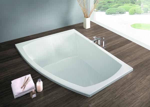встроенная ванна фото