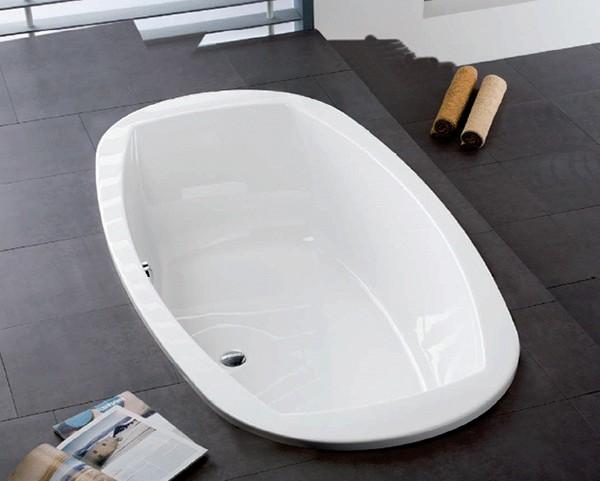 ванна встроенная в пол фото