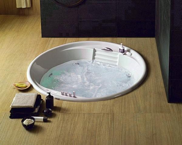 как устанавливать встраиваемую ванну