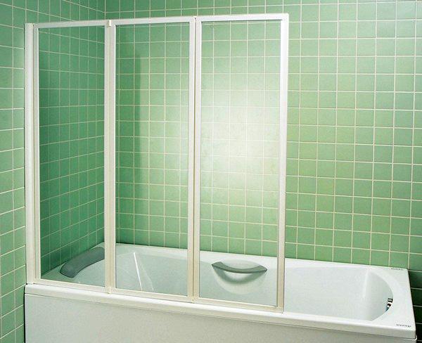 какие лучше выбрать душевые шторки для ванной