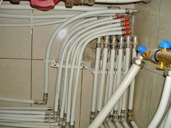 какие лучше трубы для водопровода