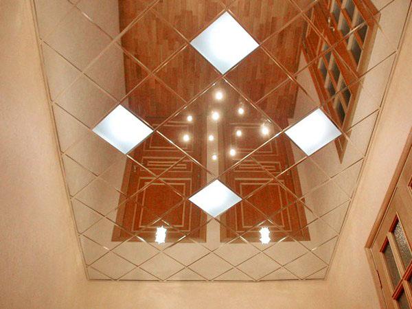 какой подвесной потолок для ванной выбрать