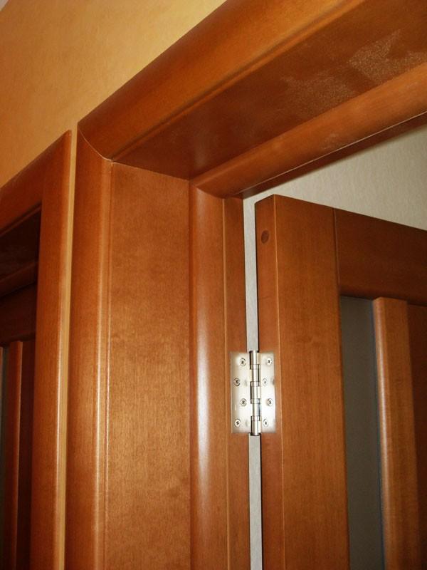 какая должна быть толщина двери в ванной