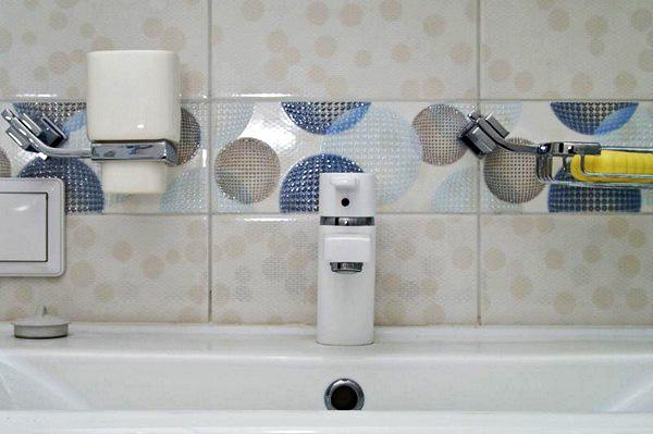 Обустройство ванной комнаты аксессуары Душевая дверь в нишу Ravak ASDP3-90 Transparent, профиль сатин