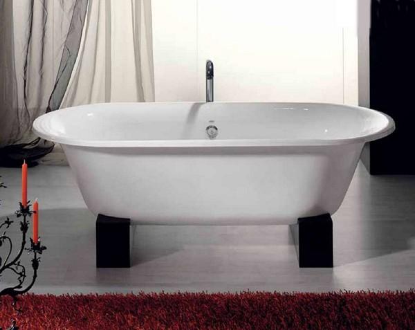 как выбрать чугунную ванну