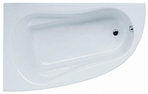габариты акриловой ванны