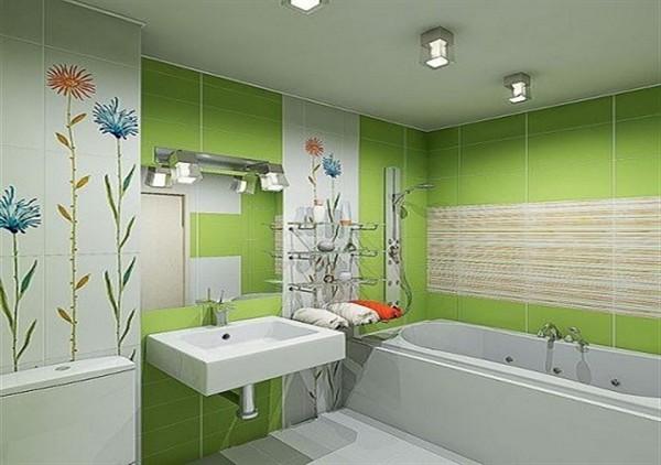 как сделать ремонт в ванной дешево