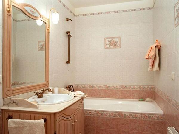 дизайн ванной в стиле прованс фото