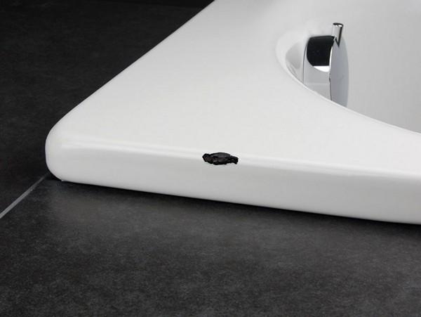 ремонт сколов на акриловой ванне фото