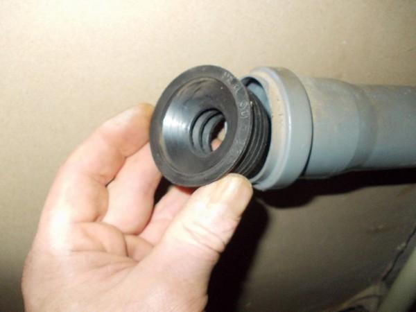 резиновый манжет для канализации фото