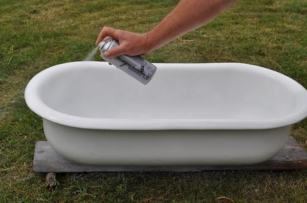 эмаль для ванны в баллончике фото