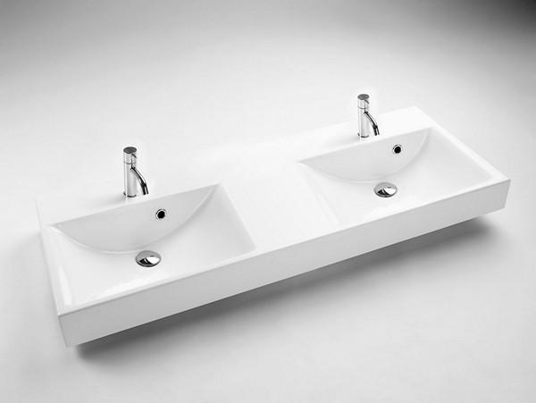 раковина двойная для ванной фото