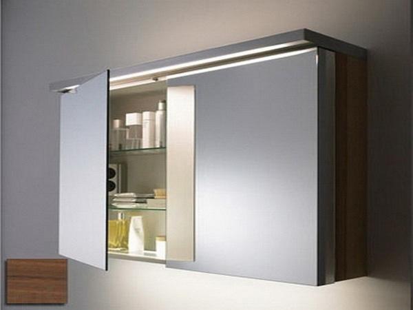Зеркальный шкаф для ванной: преимущества, разновидности, как выбрать, как установить