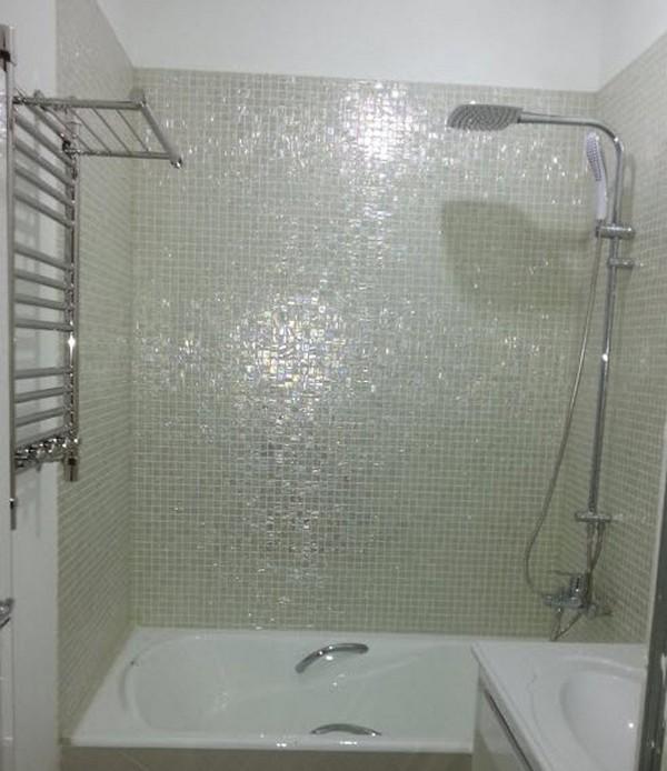 как сделать тропический душ