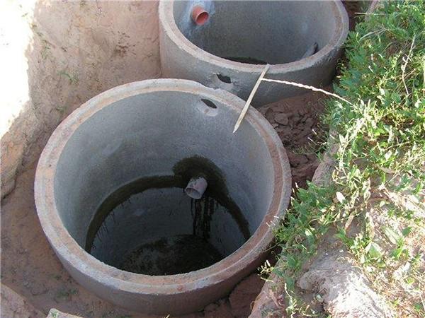 канализация в частном доме фото