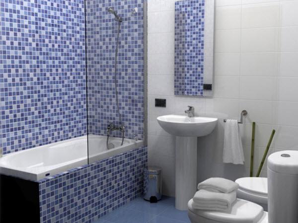 стоимость ремонта ванной и туалета