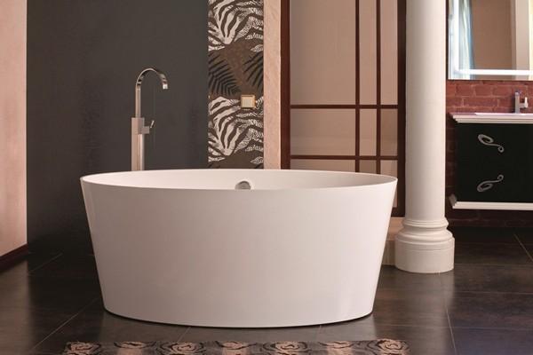 Ванны из литьевого мрамора: преимущества и недостатки, технология изготовления и разновидности