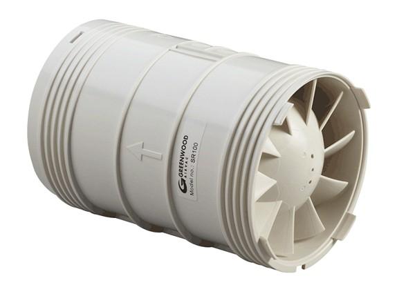 канальный вентилятор в ванную фото