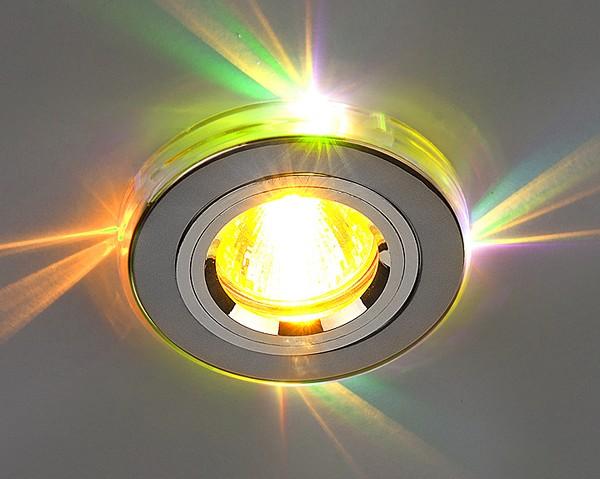 влагозащищенные точечные светильники для ванной комнаты фото