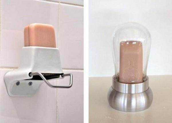 терка-мыльница для ванной комнаты
