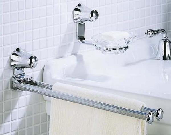 Декор ванной комнаты: как сделать помещение лучше