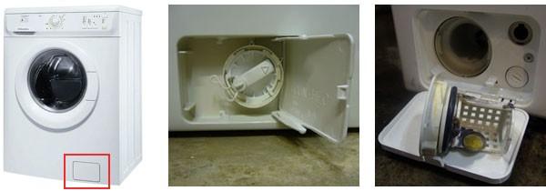 как устранить запах из стиральной машины фото