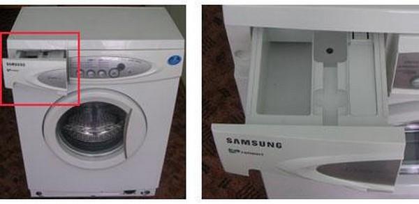как убрать затхлый запах из стиральной машины фото