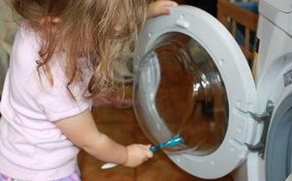 как очистить стиральную машину фото