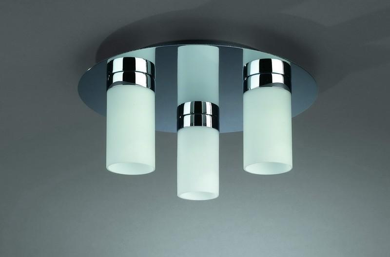встраиваемый светильник для ванной комнаты потолочный  фото