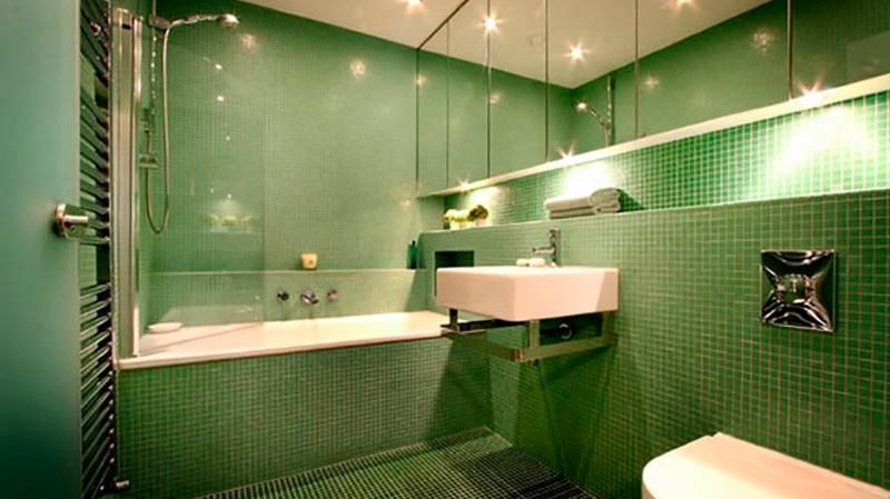 Освещение ванной комнаты: принцип качественной освещенности
