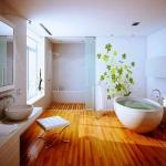 Можно ли класть линолеум в деревянном доме