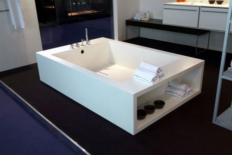 как установить ванну из искусственного камня фото