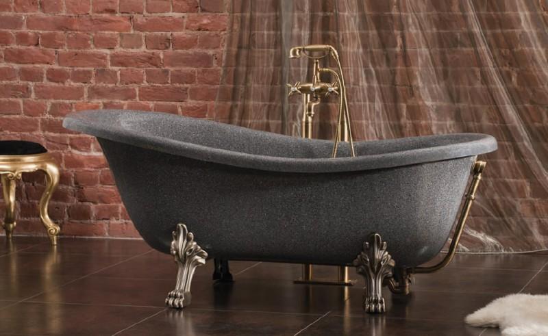 ванна из искусственного камня плюсы и минусы фото