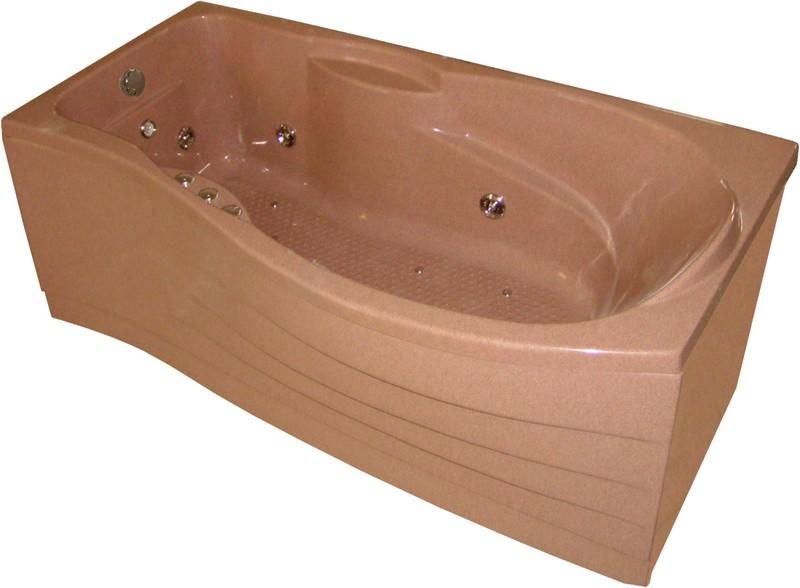 ванна из искусственного камня фото