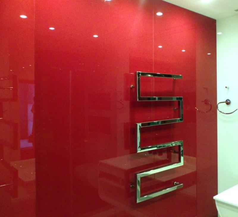 стеклянные панели для ванной фото