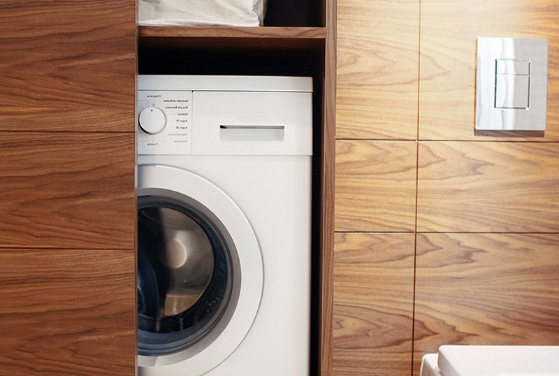 шкаф для стиральной машины фото