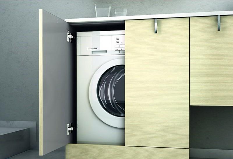 шкаф напольный для стиральной машины фото