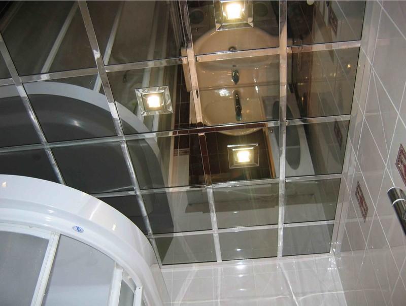 декоративные зеркальные панели фото