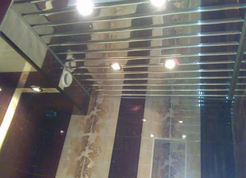 пластиковые зеркальные панели фото