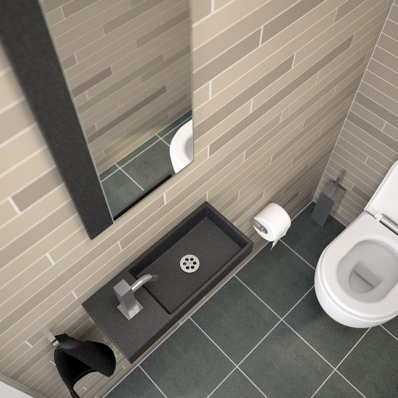 раковина в туалет фото