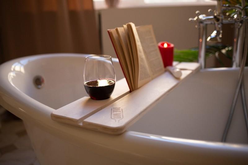 полка столик для ванной фото