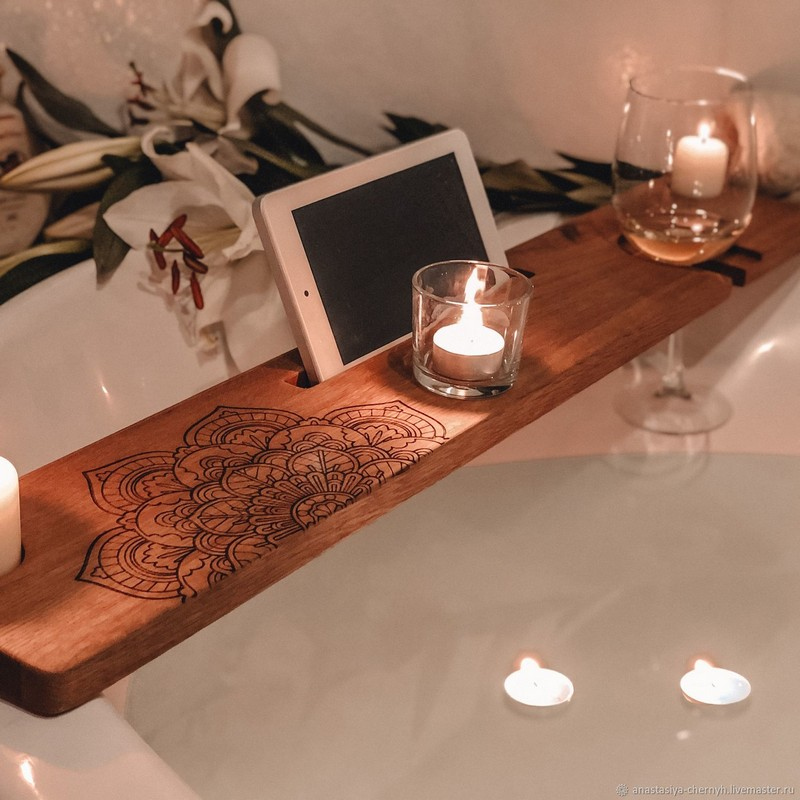 столик подставка для ванной фото